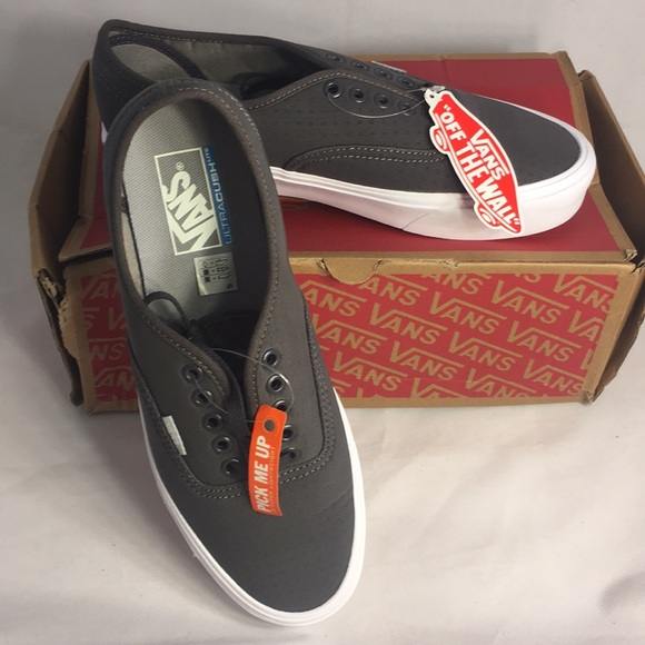 Vans Shoes - Vans Gray Lite Men's 8/ Women's 9.5 Skate Shoes